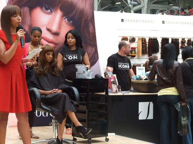 Afro Hair & Beauty Show 2010