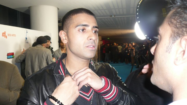 Jay Sean at the AMAs 2010