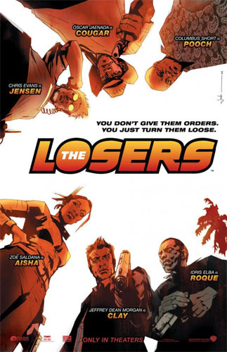 The Losers Movie 2010