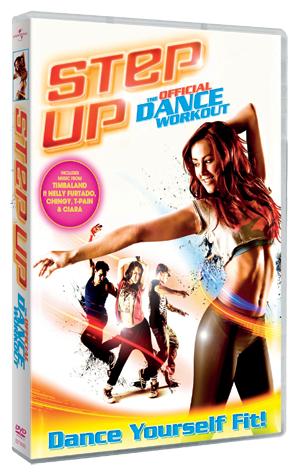 Step Up - Dance yourself fit workout DVD
