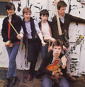 Image of Punk group the Undertones