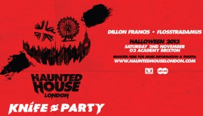 DILLON FRANCIS, FLOSSTRADAMUS, Knife Party