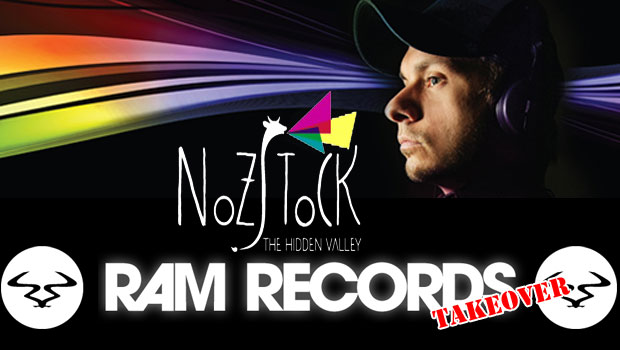 RAM Records and More added to Nozstock 2014