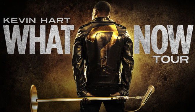Kevin Hart – 'What Now?' Tour Hitting the UK