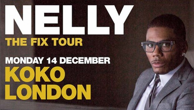 Nelly - The Fix Tour