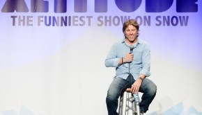 John Bishop,Altitude Comedy Festival
