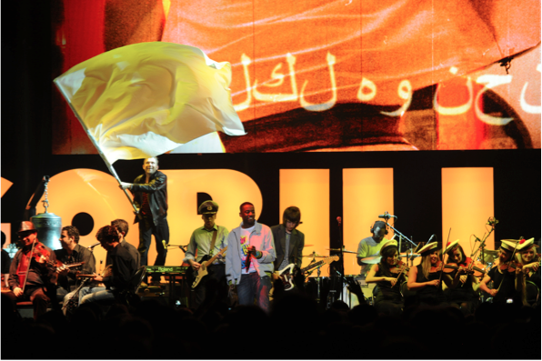Damon Albarn & Guests To Perform At Roskilde With Syrian National Orchestra for Arabic Music