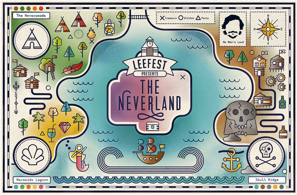 LeeFest presents Neverland – Review