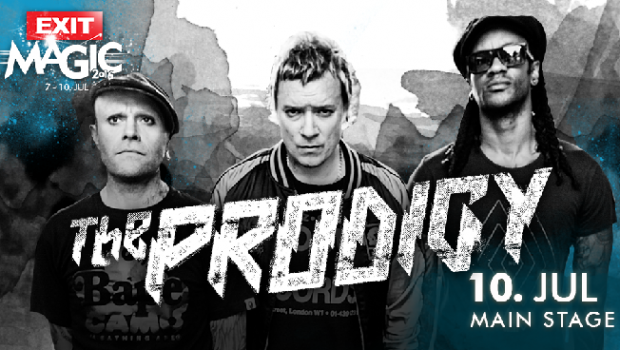 Prodigy at Exit Festival