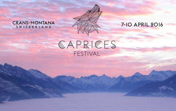 Less Than One Week to Caprices Festival