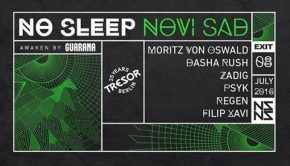 No Sleep Novi Sad Stage at EXIT