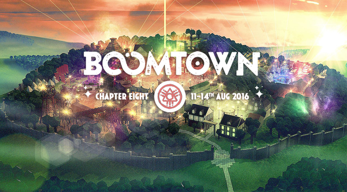 BoomTown – THE REVOLUTION STARTS NOW!