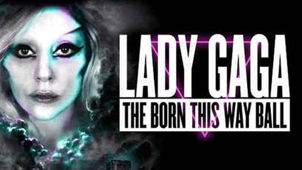 Lady Gaga – The Born this way ball