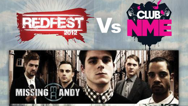 Redfest vs Club NME – Missing Andy, The Proxies
