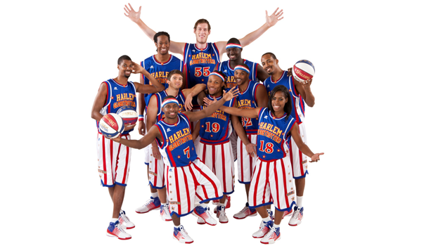 Harlem Globe Trotters – Return to the UK in 2016