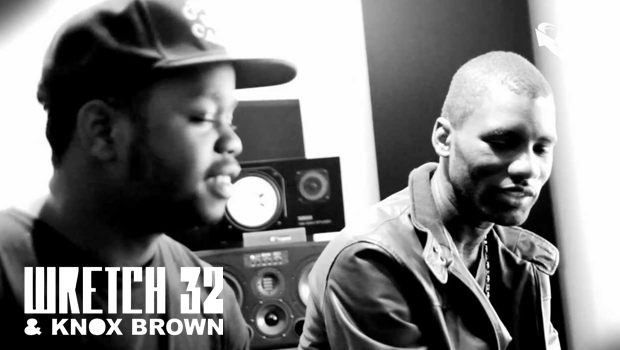 Wretch 32 & Knox Brown Interview & Competition