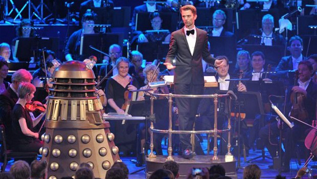 Doctor Who Prom, Royal Albert Hall