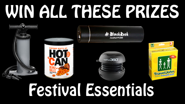 Win Festival Essentials