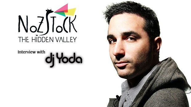 DJ Yoda Nozstock
