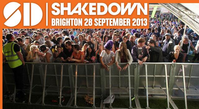 Shakedown Festival 2013