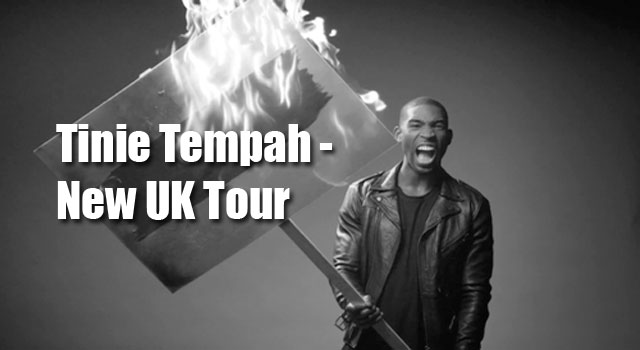 Tinie Tempah Announces New UK Tour