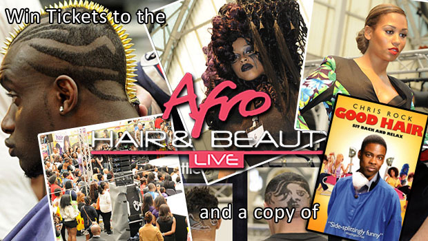Win Tickets to The Afro Hair & Beauty Show