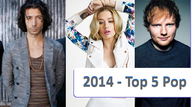 2014 Top 5 Pop Songs