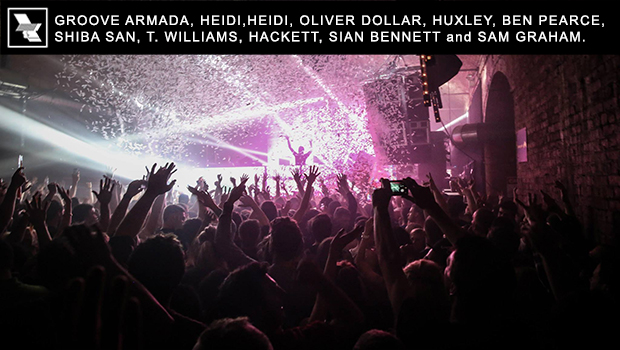 The Warehouse project is back and kicks off tonight!