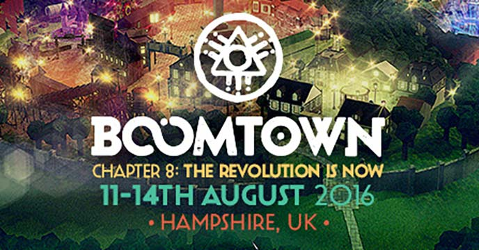 BoomTown Fair: Chapter 8 – 'The Revolution Starts Now' Tickets on Sale