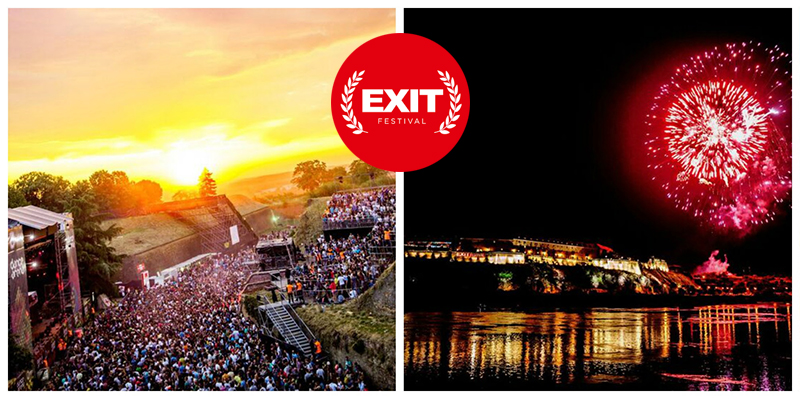 8 Amazing Experiences Guaranteed To Make You Fall In Love with EXIT Festival