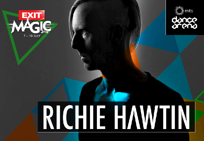 RICHIE HAWTIN TO PREMIERE NEW LIVE SHOW AT EXIT FESTIVAL