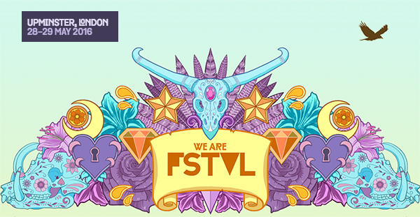 We Are FSTVL – FULL SITE MAP REVEALED for 2016