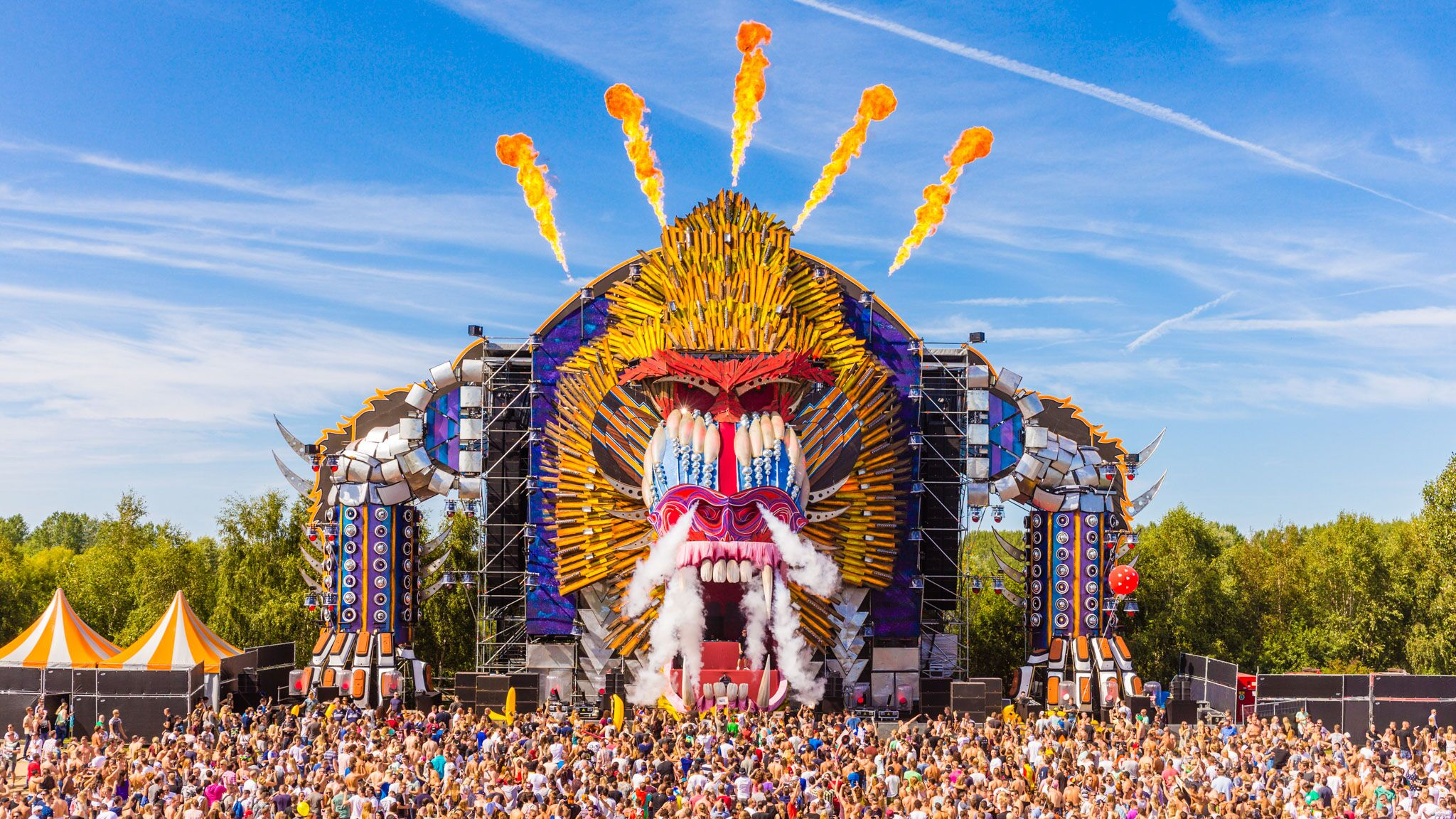 Mysteryland announces performances from Afrojack, Dave Clarke, Seth Troxler, Breach & Laidback Luke