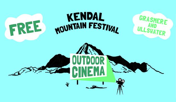 Kendal Mountain Festival – Outdoor Cinema