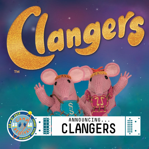 WHISTLE HELLO TO THE CLANGERS!