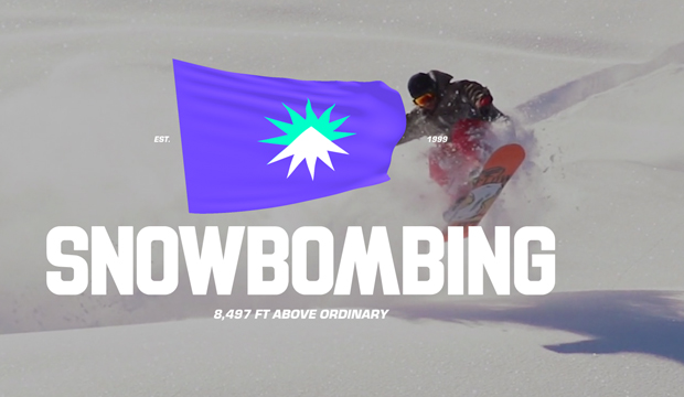 SNOWBOMBING 2017 & COORS LIGHT SNOWBOMBING CANADA!