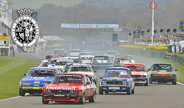The S.F. Edge Trophy returns for the Goodwood 75th
