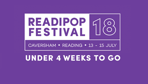 Readipop Festival: under four weeks to go!
