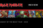 Iron Maiden The Legacy Of The Beast European Tour –  Review