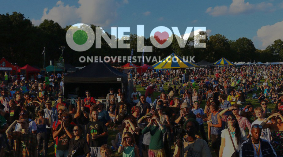 One Love – 2nd round of Artist Announcements