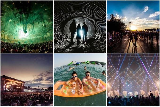 Broaden your horizons at an overseas festival!