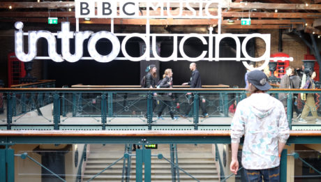 bbc introducing entrance
