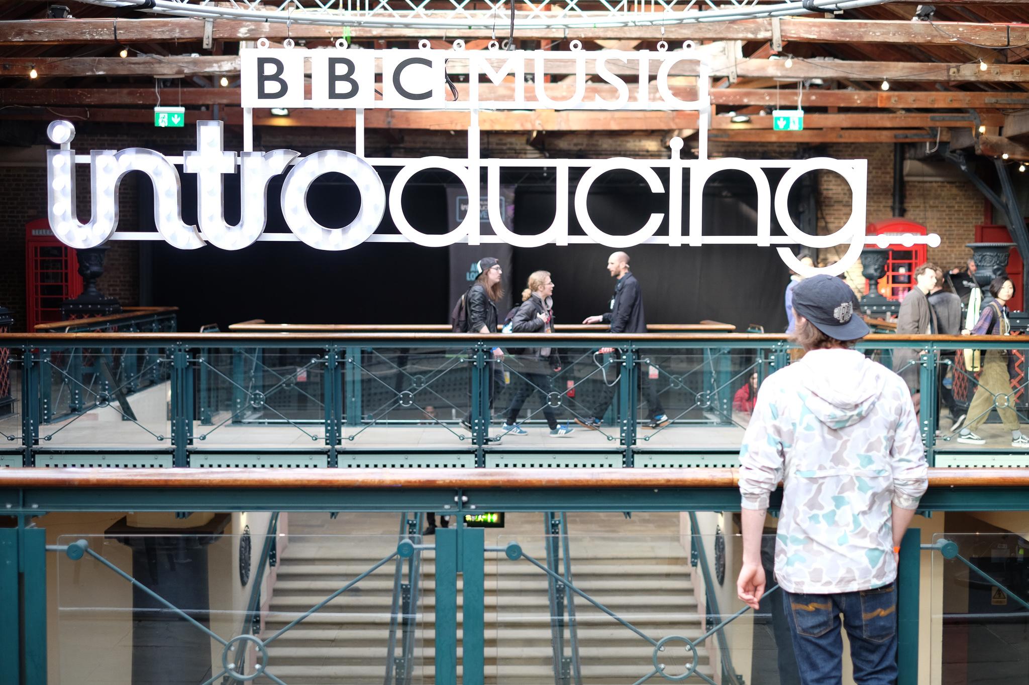 bbc introducing entrance