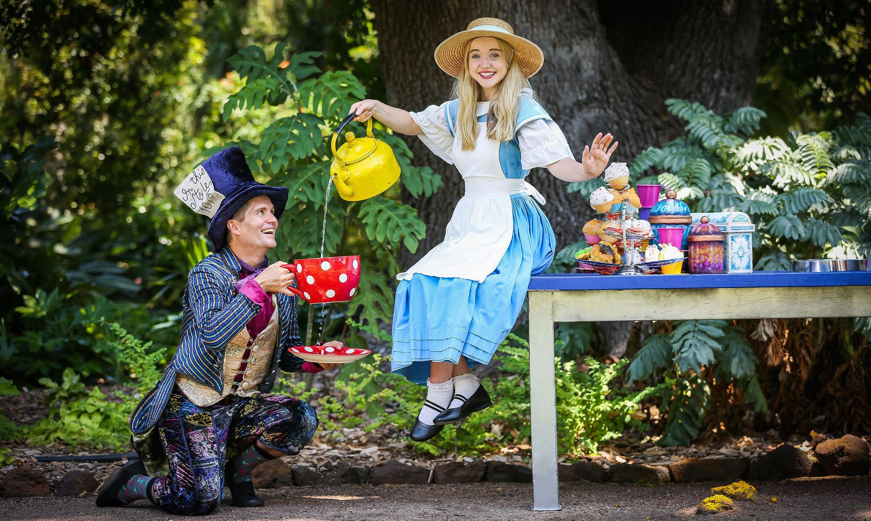 Join Alice in Wonderland at Royal Botanic Gardens, Kew This Summer