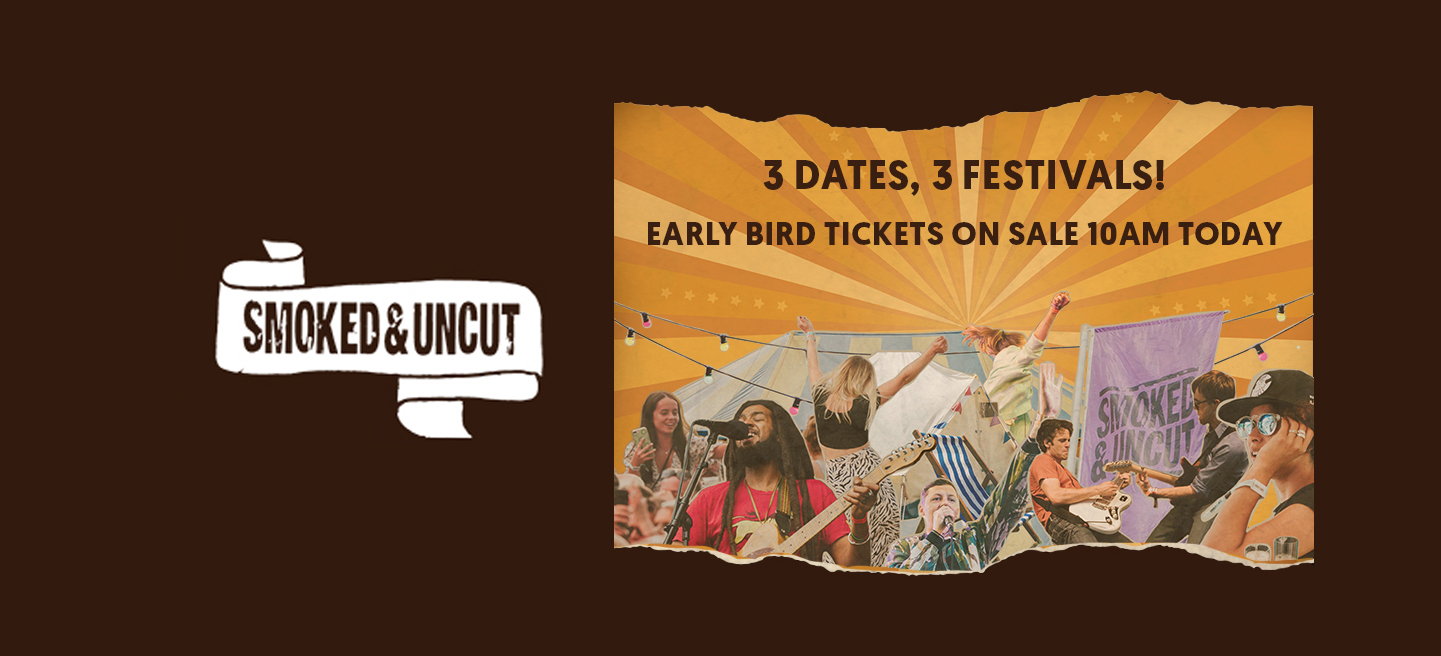 2020 Early Bird Tickets on sale at 10AM!