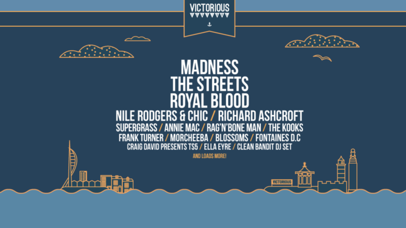 Victorious Festival 2021 – Another fab lineup